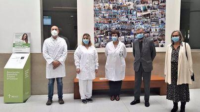 La AECC prestará apoyo a los pacientes oncológicos en el Hospital de Manacor