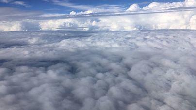Nubosidad y posibles chubascos aislados en el interior de Mallorca este último martes de abril