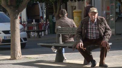Un pensionista balear cobra 958 euros al mes, 72 euros menos que el promedio nacional