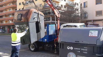 Emaya potencia la recogida orgánica con la instalación de nuevos contenedores