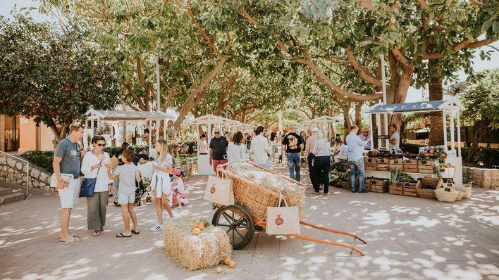 Apoyo al producto local: Puerto Portals celebra la cuarta edición del Farmers' Market