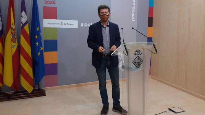 Jarabo atribuye los malos datos de Palma en el informe de OCU a