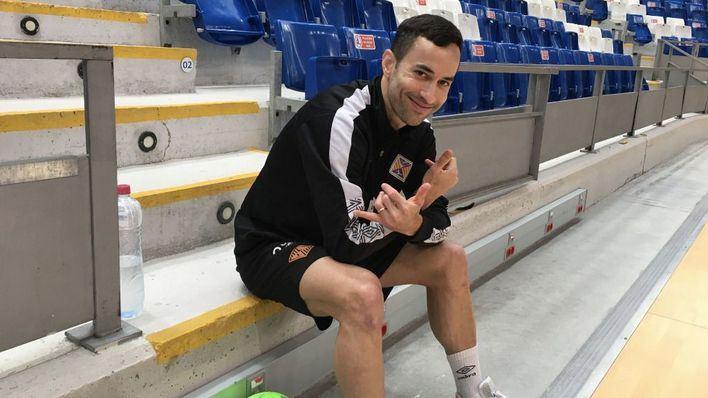El Palma Futsal pierde durante un mes por lesión a Joao Batista