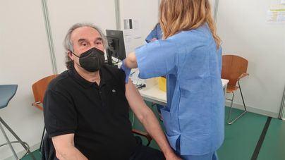 Martí March, segundo conseller vacunado contra la Covid