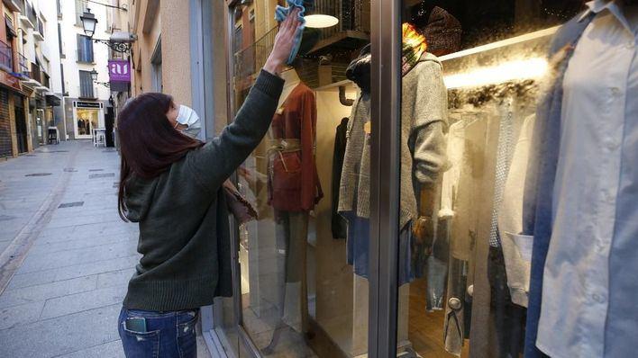 El comercio en Baleares pierde un 4,6 por ciento del empleo