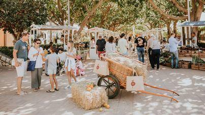 Puerto Portals aplaza el Farmers' Market al 7, 8 y 9 de mayo