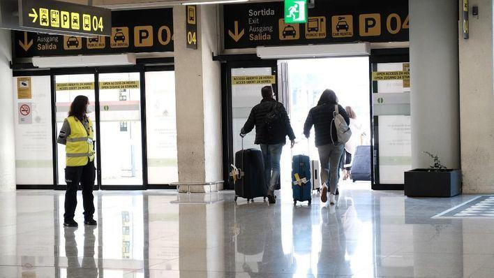 Los aeropuertos de Baleares operan 993 vuelos este fin de semana