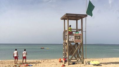 Vigilantes y Socorristas vuelven, desde hoy, a las Playas de Palma