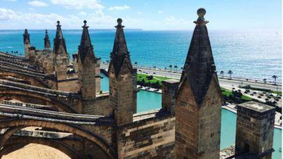 La Seu retoma las visitas libres a sus terrazas