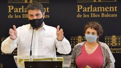 Més lamenta que la 'agenda madrileña' haya paralizado el país