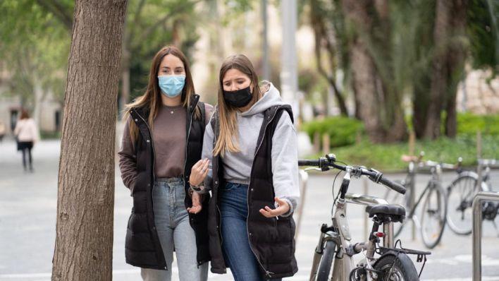 Preocupación en Baleares: los jóvenes se contagian un 40 por ciento más que la población general