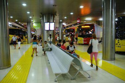 Agresiones, insultos y amenazas, el día a día de los vigilantes en la Intermodal