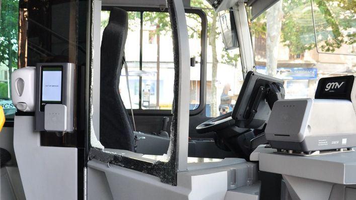 Detenido el hombre que agredió a un conductor de autobús en Manacor por el precio del billete