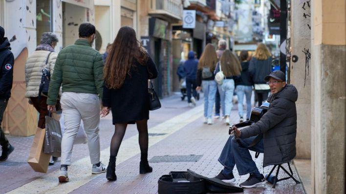 Abril, un mes frío en Baleares con una media de 13,9 centígrados