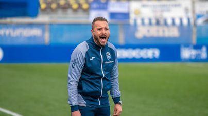 El Atlético Baleares nombra secretario técnico al entrenador que destituyó hace tres meses