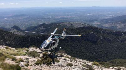 Otros dos rescates en la Serra