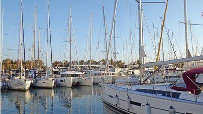Las matriculaciones de embarcaciones de recreo crecen un 81 por ciento con respecto a 2020