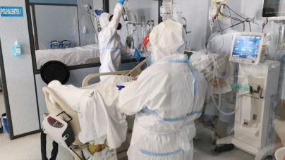 Un muerto, 43 nuevos contagios y cinco pacientes más en UCI