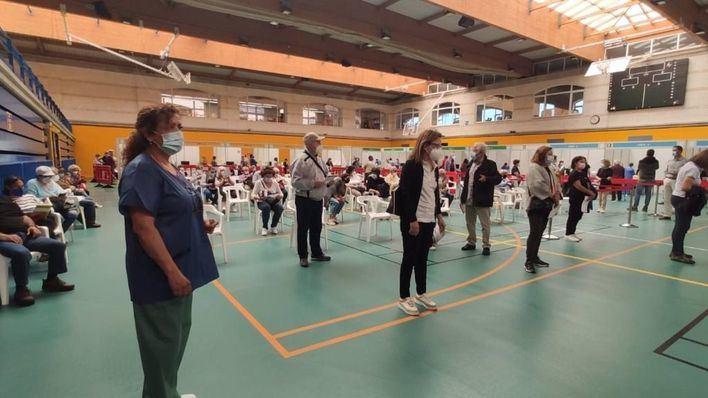 Baleares amplía sus líneas de vacunación masiva para llegar a más de 47.000 personas por semana
