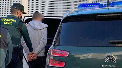 Detenido por robar cuatro vehículos en Palma, Inca y Costix