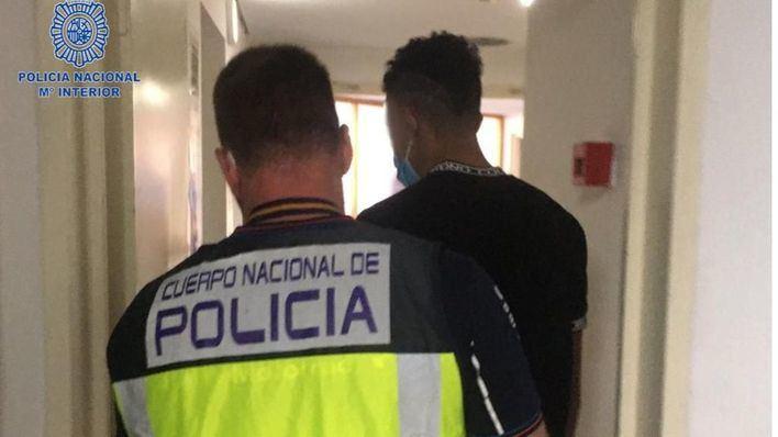 Detenido en Palma por tres robos en viviendas, dos de ellos en la misma casa