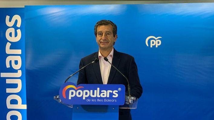 Company: 'El 4M demuestra que sólo aglutinando el voto de centro-derecha en torno al PP se puede derrotar a la izquierda'