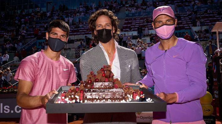 Nadal amarga la mayoría de edad de Carlos Alcaraz y le apea del Mutua Madrid Open