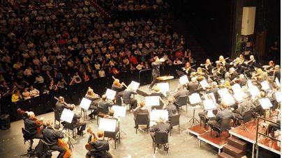 La Sinfónica homenajea este jueves y viernes a las víctimas de la pandemia