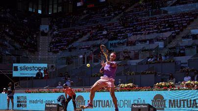Nadal se deshace con facilidad del australiano Popyrin y ya está en cuartos del Madrid Open