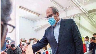 El socialista Ángel Gabilondo, ingresado de urgencia por una arritmia cardíaca
