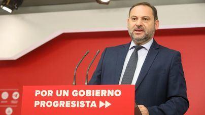 Ábalos anuncia que Gabilondo no recogerá el acta de diputado en la Asamblea de Madrid