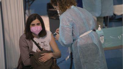 Las personas de entre 55 y 59 años podrán pedir cita desde el lunes para vacunarse