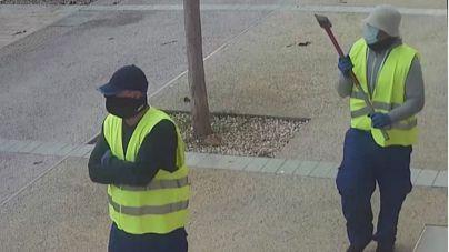 Cae el grupo criminal que robó dos Rolex destrozando una joyería de Ibiza con una maza