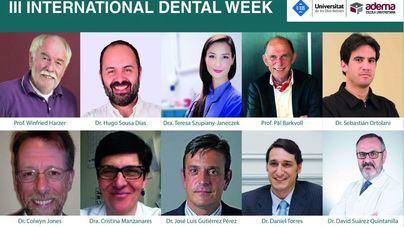 Arranca la III Dental Week International en Adema