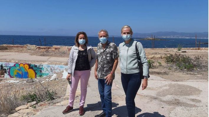Cs Palma pide que se inviertan tres millones de euros en Playa de Palma