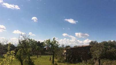 Intervalos nubosos y temperaturas estables para este domingo en Baleares