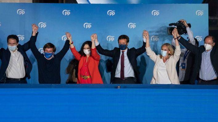 Dos sondeos apuntan a un 'efecto Ayuso' a nivel nacional a favor del PP: ¿adiós al Gobierno del PSOE?