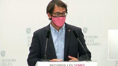 Negueruela acusa a las comunidades más flexibles con las restricciones del portazo de Reino Unido a Baleares