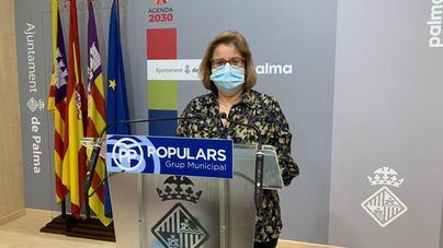 PP Palma: 'Hila siembra la ciudad de cadáveres urbanos'