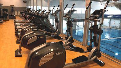 Los gimnasios municipales de Palma amplían su capacidad hasta el 50 por ciento