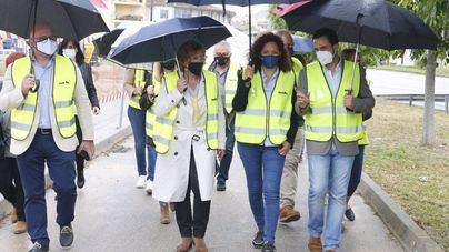 El Consell mejorará el firme de la carretera sa Pobla-Alcúdia, en un tramo de más de 10 kilómetros