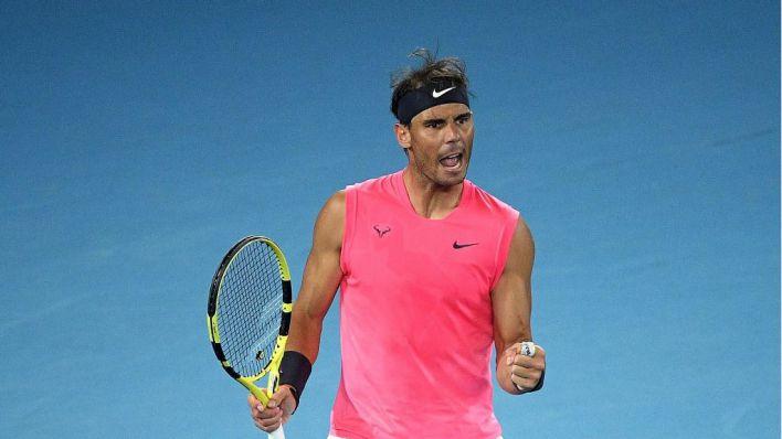Nadal pierde el número dos en favor de Medvedev y llegará tercero a Roland Garros