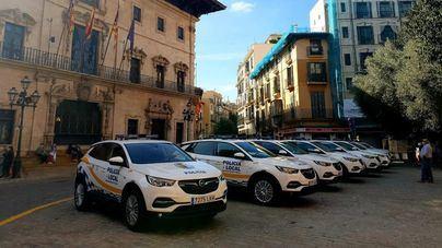 La Policía Local de Palma incorporará 15 nuevos vehículos en modalidad de renting