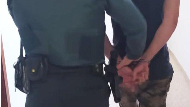 Detenido cuando huía tras robar en una casa de Alcudia