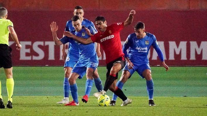 Abdón Prats renueva su contrato con el Mallorca hasta el 2024