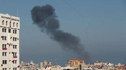 35 muertos en los enfrentamientos entre palestinos e israelíes