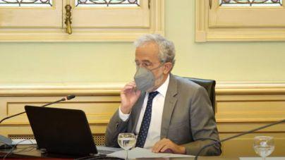 El presidente del TSJIB: 'Los 140 jueces de Baleares aplican la ley con total independencia'