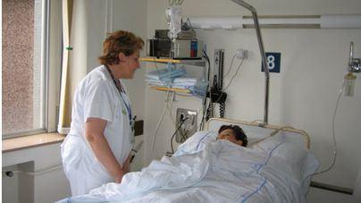 5,5 enfermeras por cada mil habitantes: la ratio balear, muy lejos de la recomendación de la OCDE