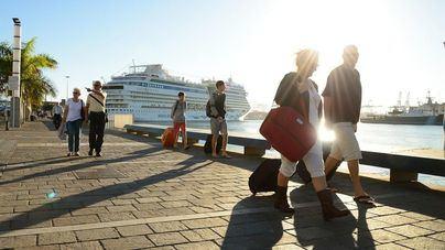 El sector de los cruceros denuncia que Baleares es el único destino del Mediterráneo sin protocolos