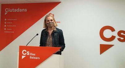 Cs Palma: 'El Pacte ha dejado de prestar servicios pero sigue cobrando impuestos'